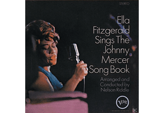 Ella Fitzgerald - Sings The Johnny Mercer Songbook (VME) - (CD)