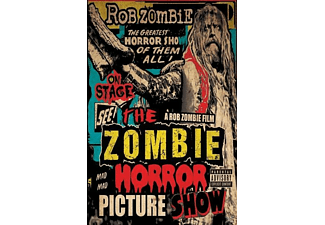 Rob Zombie - The Zombie Horror Picture Show - (Blu-ray)