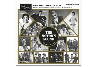 VARIOUS - The Motown 7s Box Vol.2 (Limited Edition) [Vinyl]