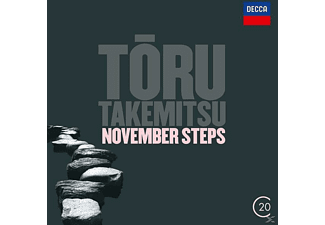 VARIOUS - November Steps - (CD)