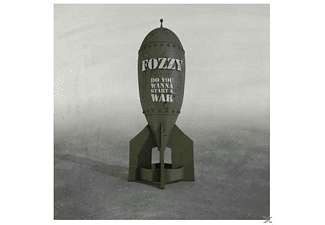 Fozzy - Do You Wanna Start A War (Vinyl+Cd) - (Vinyl)