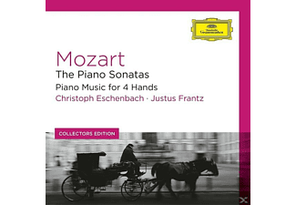 Christoph Eschenbach - Mozart: The Piano Sonatas - (CD)