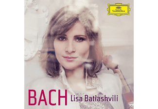 Lisa Batiashvili - Bach - (CD)