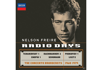 Nelson Freire - Radio Days - (CD)