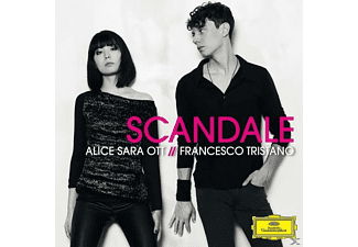 Ott,Alice Sara/Tristano,Francesco - Scandale - (CD)