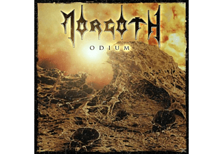 Morgoth - Odium (Re-Issue 2014) - (CD)
