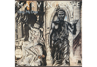 Marvin Gaye - HERE MY DEAR - (CD)