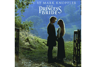 Film Soundtrack, Mark Knopfler - PRINCESS BRIDE (DIGITAL REMASTERED) - (CD)