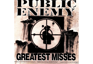 Public Enemy - Great Misses - (CD)
