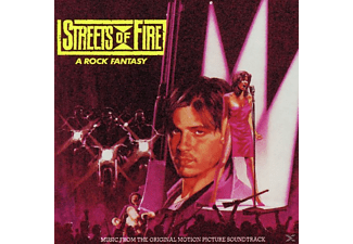 VARIOUS - Streets Of Fire - (CD)