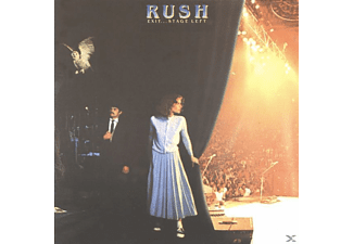 Rush - Exit Stage Left [CD]