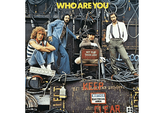 The Who - Who Are You (Rem.) CD