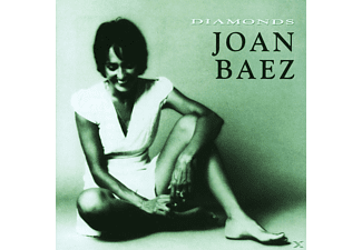 Joan Baez - DIAMONDS - (CD)