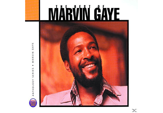 Marvin Gaye - Anthology, The Best Of Marvin [CD]
