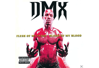 DMX - Flesh Of My Flesh ... Blood Of My Blood CD