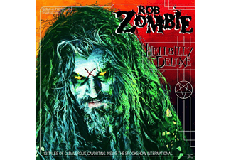 Rob Zombie Hellbilly Deluxe Heavy Metal CD