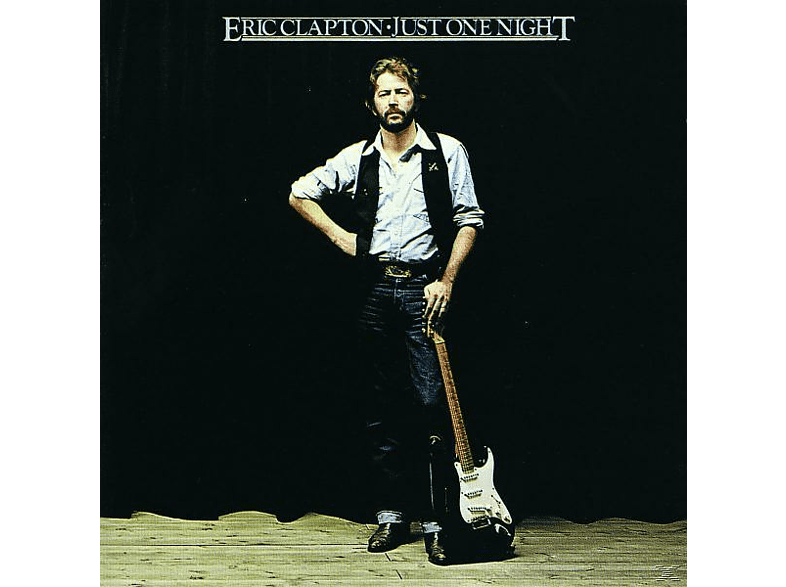 Eric Clapton - Just One Night [CD]
