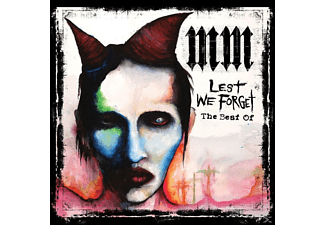Marilyn Manson - Lest we forget (Best of) CD