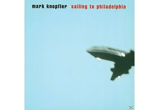 Mark Knopfler - SAILING TO PHILADELPHIA - (CD)