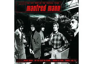 Manfred Mann - Very Best Of The Fontana Years - (CD)