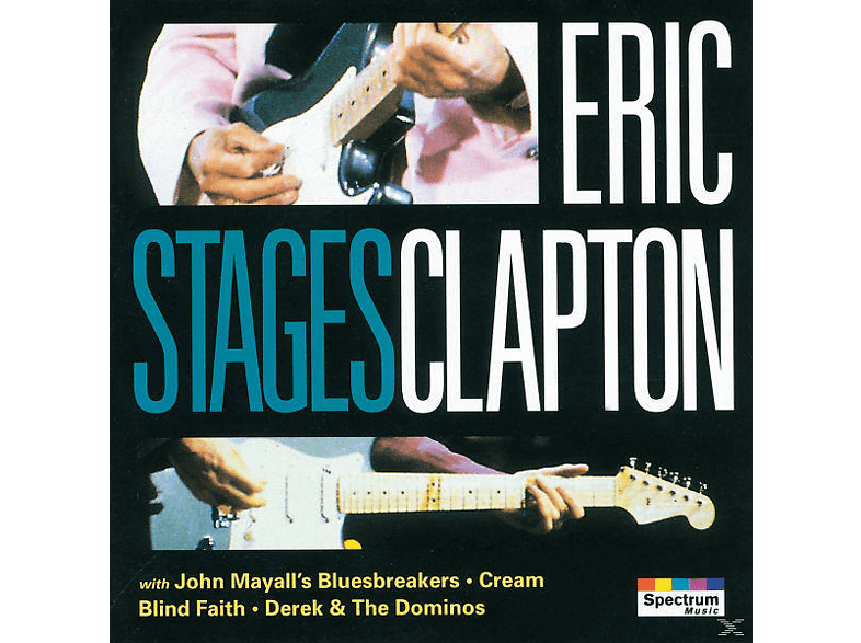 VARIOUS - Clapton, Stages Of [CD]