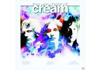 Cream - THE VERY BEST OF CREAM - (CD)