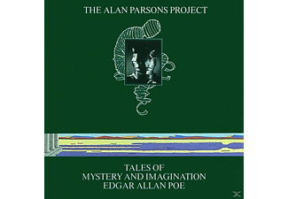 Alan Parsons, The Alan Parsons Project - TALES OF MYSTERY - (CD)