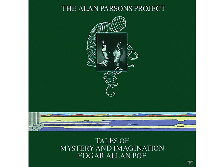 Alan Parsons, The Alan Parsons Project - TALES OF MYSTERY [CD]