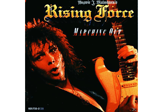 Yngwie Malmsteen - Marching Out - (CD)