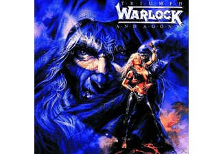 Warlock - Triumph And Agony - (CD)