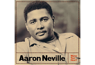 Aaron Neville - Warm Your Heart - (CD)