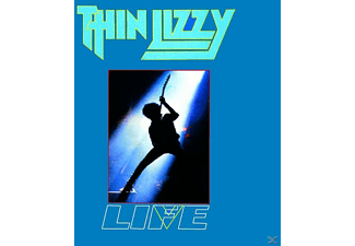 Thin Lizzy - LIFE - (CD)