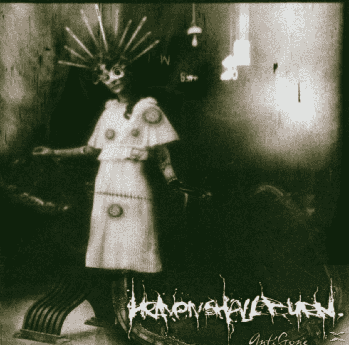 Antigone Heaven Shall Burn auf CD