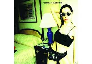 PJ Harvey - 4 Tracks Demos - (CD)