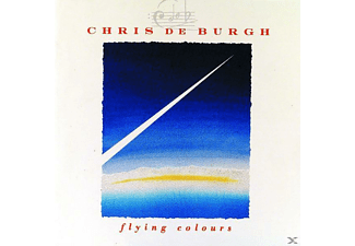 Chris de Burgh - Flying Colours - (CD)