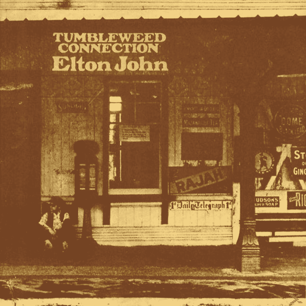 Elton John - Tumbleweed Connection - (CD)