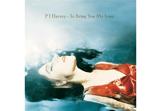 P.J. Harvey - To Bring You My Love CD