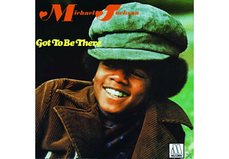 Michael Jackson - Got To Be There - (CD)