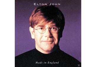 Elton John - MADE IN ENGLAND [CD]