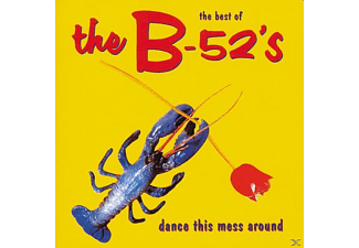 The B-52's - Dance This Mess Around: The Best of The B-52's CD