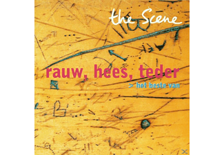 The Scene - Rauw, hees, teder CD