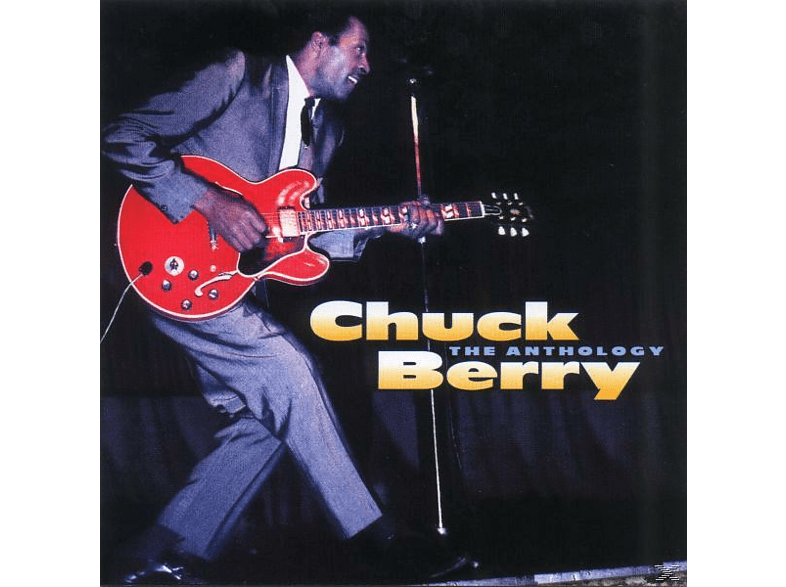 Chuck Berry - The Anthology [CD]