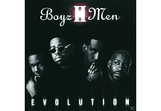 Boyz II Men - Evolution - (CD)