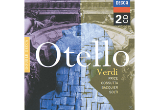 Wpo, Price/Cossutta/Moll/Solti/WP - Otello (Ga) - (CD)