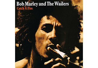 Bob Marley, Bob Marley & The Wailers - Catch A Fire (Deluxe Edition) - (CD)