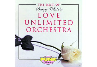 Love Unlimited Orchestra - Best Of Barry White's Love - (CD)