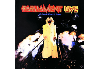 Parliament - P.Funk Earth Tour - (CD)