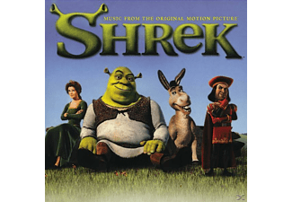 The Original Soundtrack, OST/VARIOUS - Shrek - (CD)
