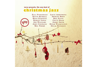 VARIOUS - Christmas Jazz - (CD)