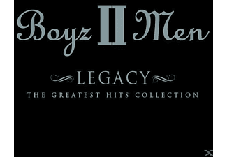 Boyz II Men - Legacy:The Greatest Hits Coll - (CD EXTRA/Enhanced)